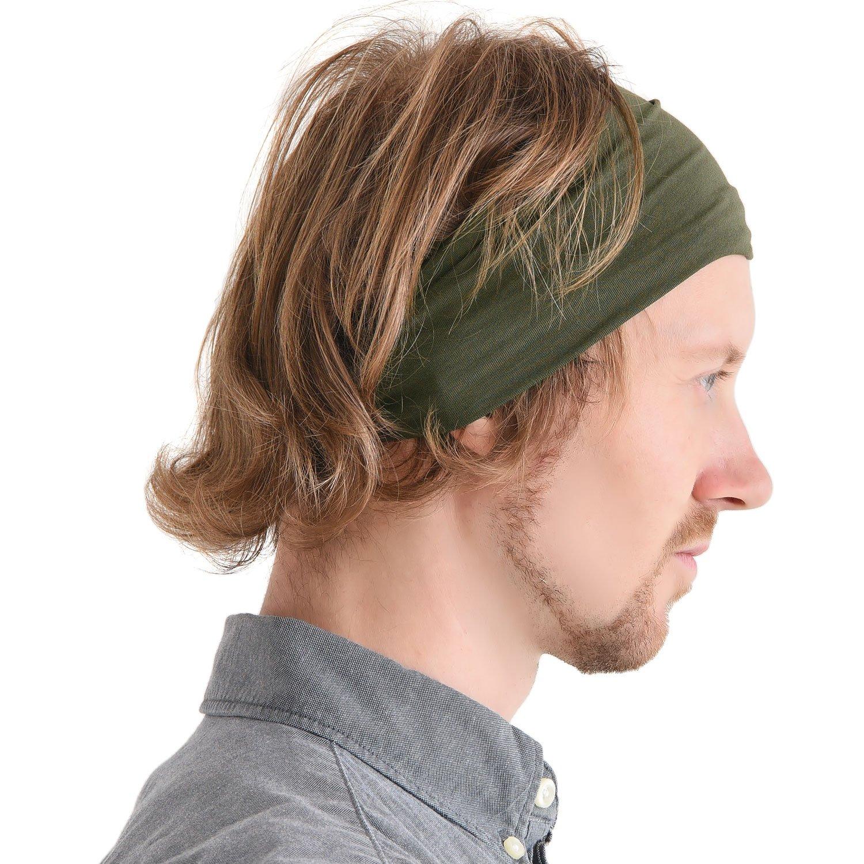 f3c17bd62c20bf Herren CHARM Casualbox Vorgebunden Stirnband Boho Haar Band Sommer Herren  Damen Kopf Wickeln 4589777963900 Accessoires