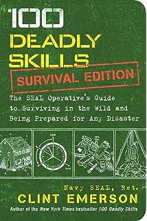 The U S  Navy SEAL Survival Handbook: Learn the Survival