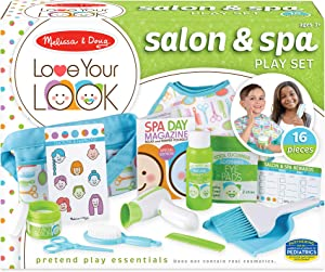 Melissa & Doug Love Your Look Salon & Spa Play Set