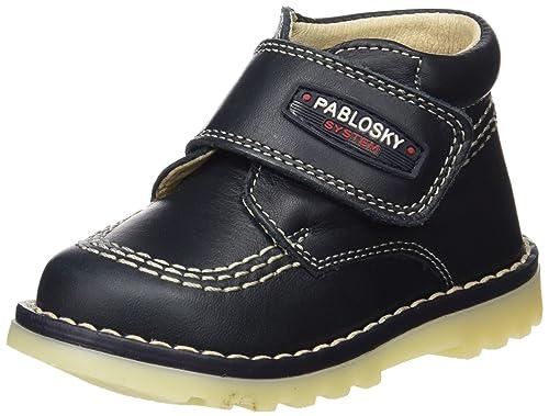 Pablosky 018322, Zapatillas para Niños, Azul (Azul), 20 EU