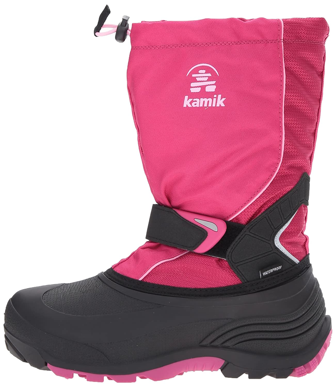 Toddler//Little Kid//Big Kid Kamik Sleet Snow Boot Kamik Kids Footwear Sleet K