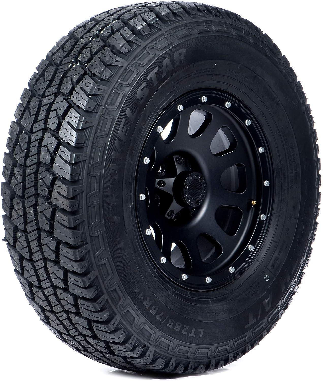 Travelstar EcoPath A//T All Terrain Radial Tire-LT275//65R18 123S 10-ply