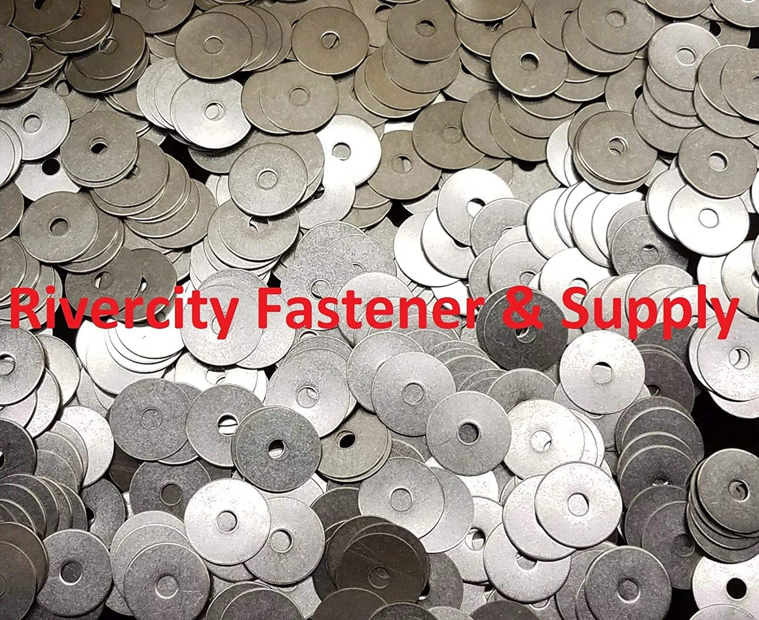 1//4x1-1//2 Washers Stainless Steel 1//4 x 1-1//2 Large OD Washer 25