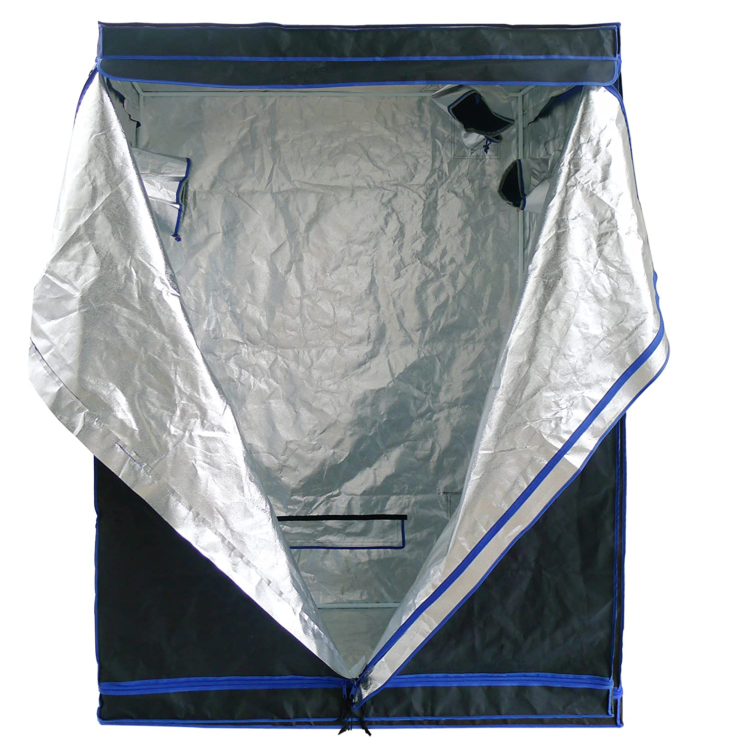 Amazon.com  ?Clearance sale?Hydroplanet™ 48x24x60 Mylar Hydroponic Grow Tent for Indoor Plant Growing (48x24x60)  Garden u0026 Outdoor  sc 1 st  Amazon.com & Amazon.com : ?Clearance sale?Hydroplanet™ 48x24x60 Mylar ...