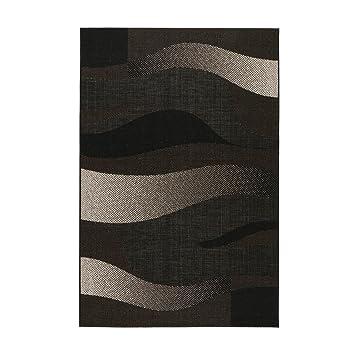 Tapis à Tissage Plat Sisal Look Lux   Fibre Synthétique Robuste En ...
