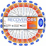 RecoverORS Clinical Electrolytes   Hydration for Hangover, Diarrhea, Vomiting, Diarrhea for Adults   Oral Rehydration Solution ORS