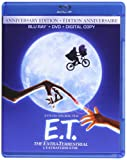 E.T.: The Extra Terrestrial (30th Anniversary Edition) [Blu-ray + DVD + Digital Copy] (Bilingual)