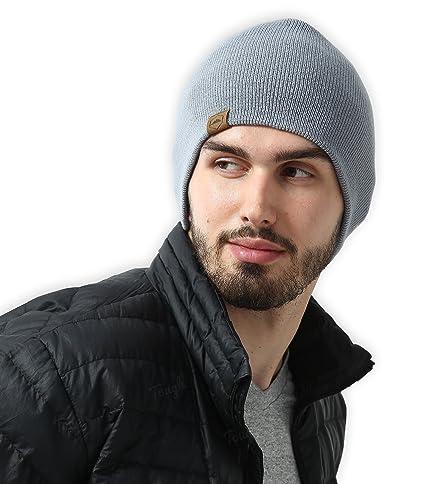 Amazon Tough Headwear Daily Knit Beanie Warm Stretchy Soft