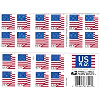 USPS US Flag 2018 Booklet of 20 Deals