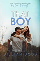 That Boy: A Small Town Friends-to-Lovers Romance (That Boy Series Book 1) Kindle Edition