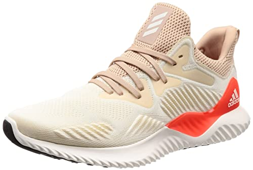 online store 1367b b8558 Adidas Mens Alphabounce Beyond M LinenCwhiteAshpea Running Shoes-6 UK