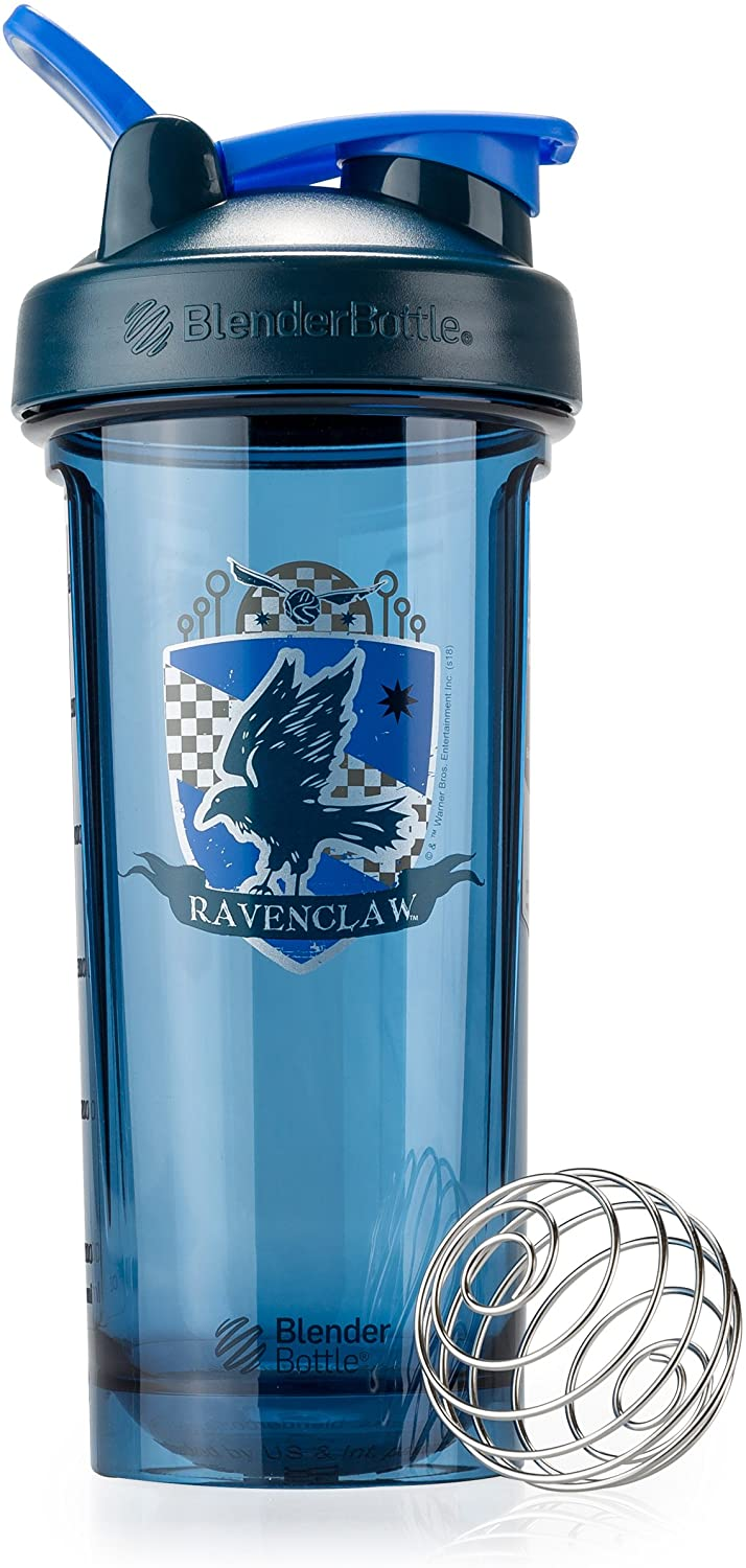Blender Bottle Harry Potter Pro Series 28-Ounce Shaker Bottle, Ravenclaw