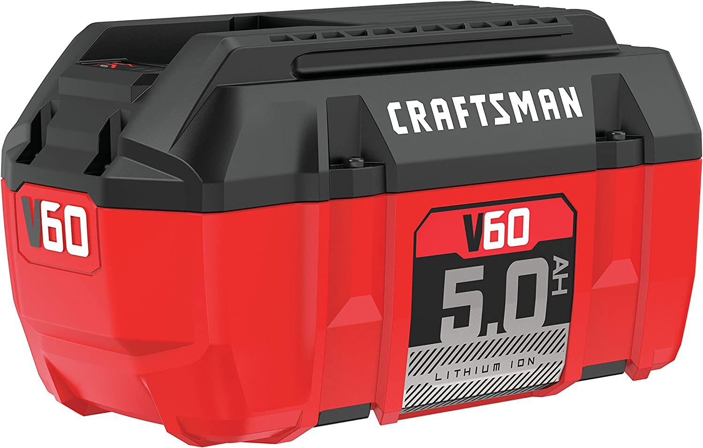 Craftsman V60 Lawn Mower Battery