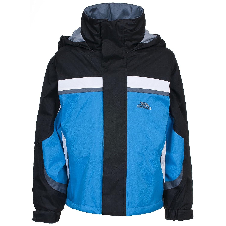 Trespass Childrens Boys Fabo Waterproof Padded Ski Jacket