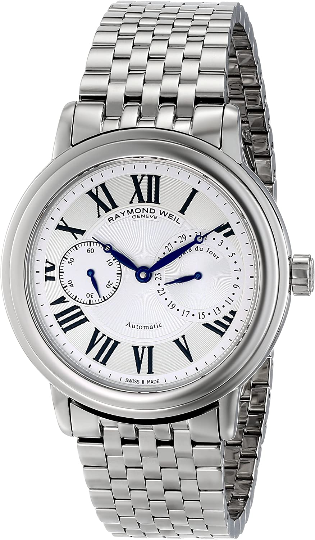 Raymond Weil Men s 2846-ST-00659 Maestro Stainless Steel Watch