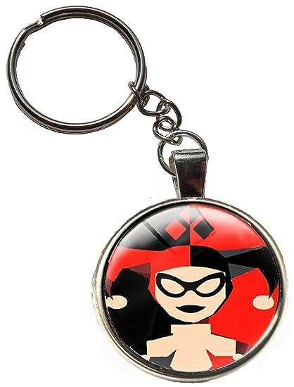 Llavero de Batman de Escuadrón Suicidio, Harley Quinn ...
