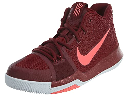| Nike Kids Kyrie 3 GS Warning Basketball Shoes