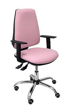 PIQUERAS Y CRESPO 14sbali710crbfrit Chaise De Bureau Rose Pale