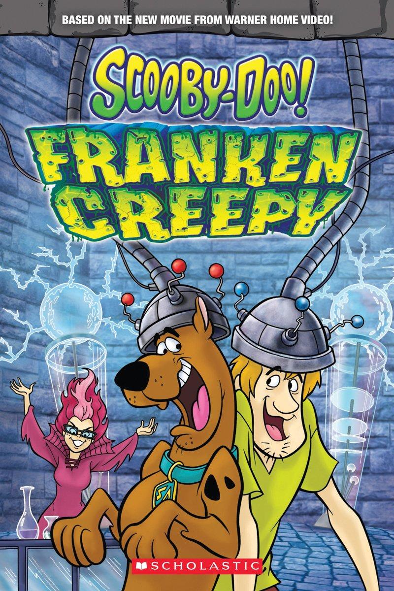 Download Scooby-Doo: Franken Creepy (Scooby-Doo! Readers) pdf