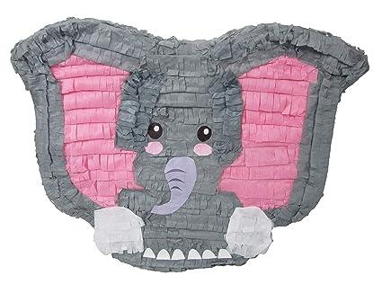 Amazon.com: Flying Elephant Pinata - Juego de fiesta de ...