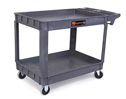 Harbor Freight Utility Cart >> Wen 73004 500 Pound Capacity 36 By 24 Inch Extra Large Service Utility Cart