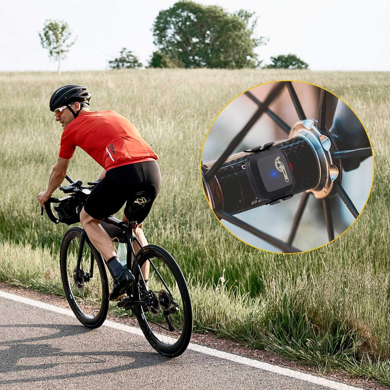 CooSpo Sensor de Velocidad o Cadencia RPM con Doble Módulo ...