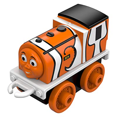 Thomas the Train Minis Single Pack, Clown Fish Ben: Toys & Games