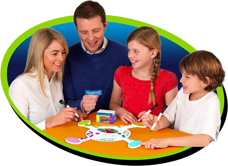 SPLIT SECOND FAMILY QUIZ GAME