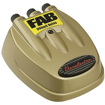 Danelectro FAB D-8 Echo