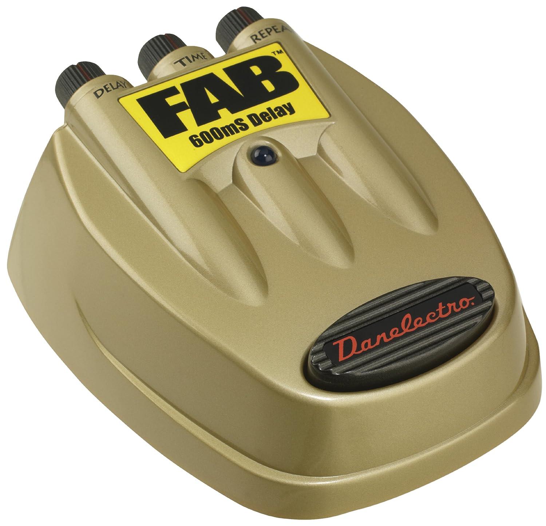Danelectro D-8 Fab 600ms Delay Bodeneffektgerät