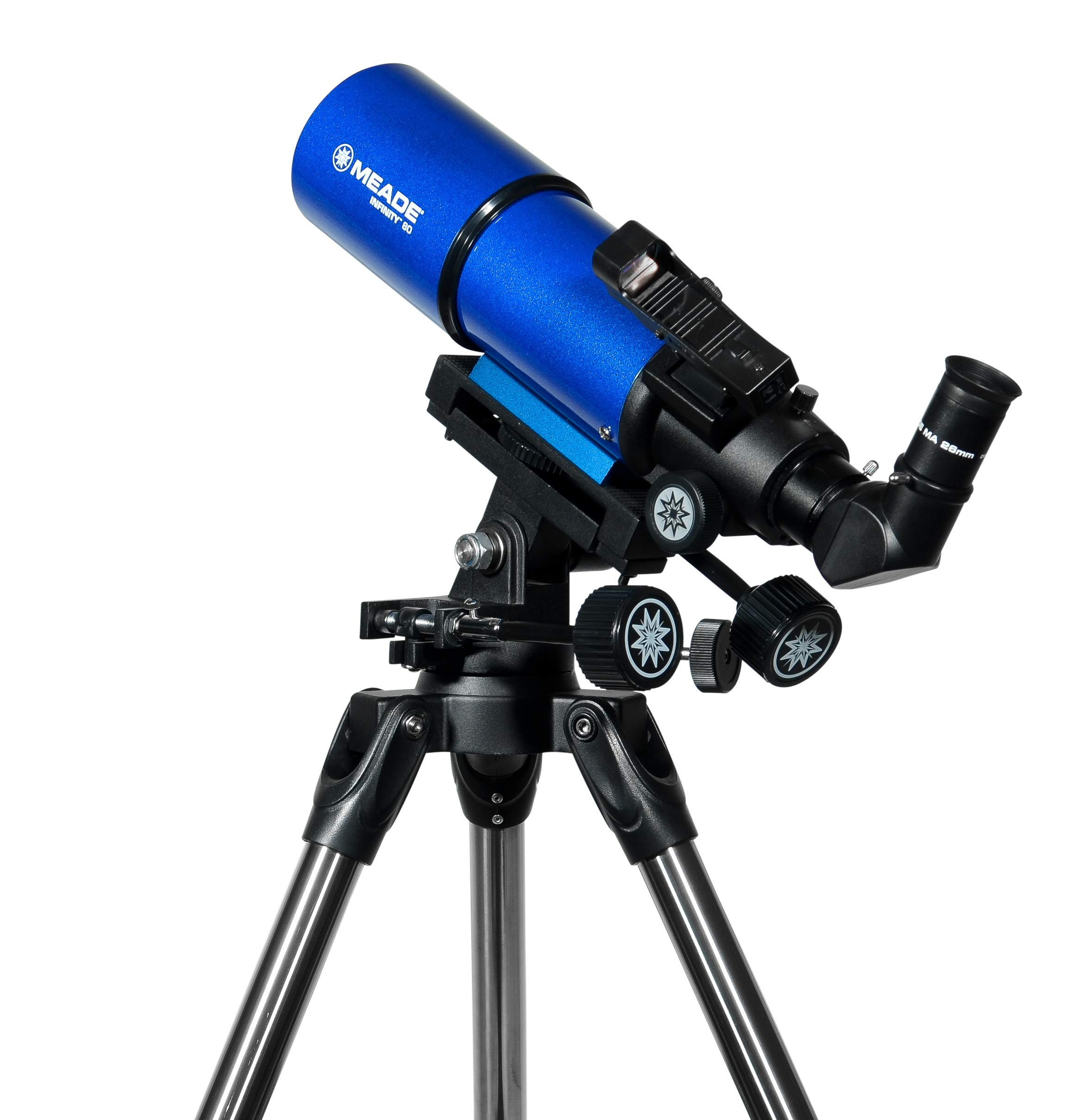 Meade Instruments  209004 Infinity 80mm AZ Refractor Telescope by Meade Instruments