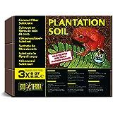 Exo Terra Plantation Soil, 8 Quarts, 3-Pack
