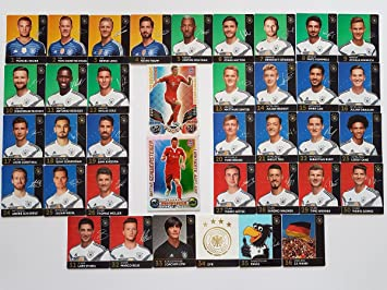 REWE WM 2018 DFB - Russia Rusia Cartas coleccionables ...