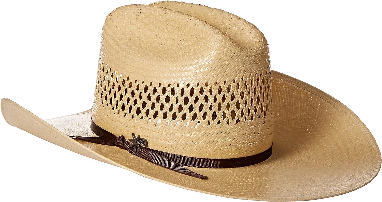 Bailey Western Mens Rustler Cowboy Hat