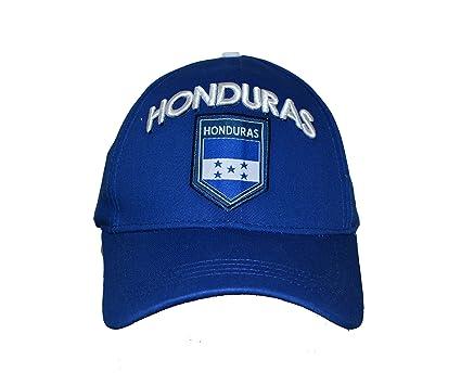 Amazon.com : Honduras Hat Cap Adjustable Rhinox Group National Team Soccer Honduras Flag Logo : Sports & Outdoors
