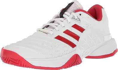 esposas administrar esta  adidas Women's Barricade 2018 W Tennis Shoe | Tennis & Racquet Sports -  Amazon.com