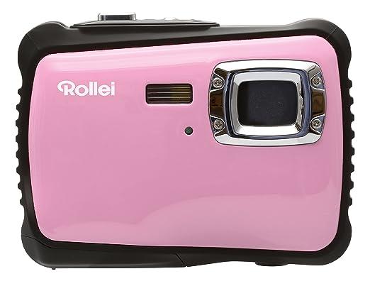 91 opinioni per Rollei Sportsline 64- Fotocamera con Funzione video HD 720p, 5 Megapixel, 8X