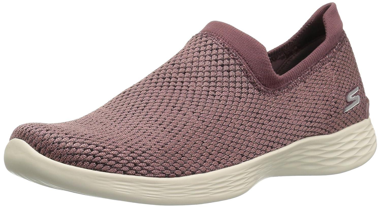 TALLA 38 EU. Skechers You Define-Allegra, Zapatillas sin Cordones para Mujer