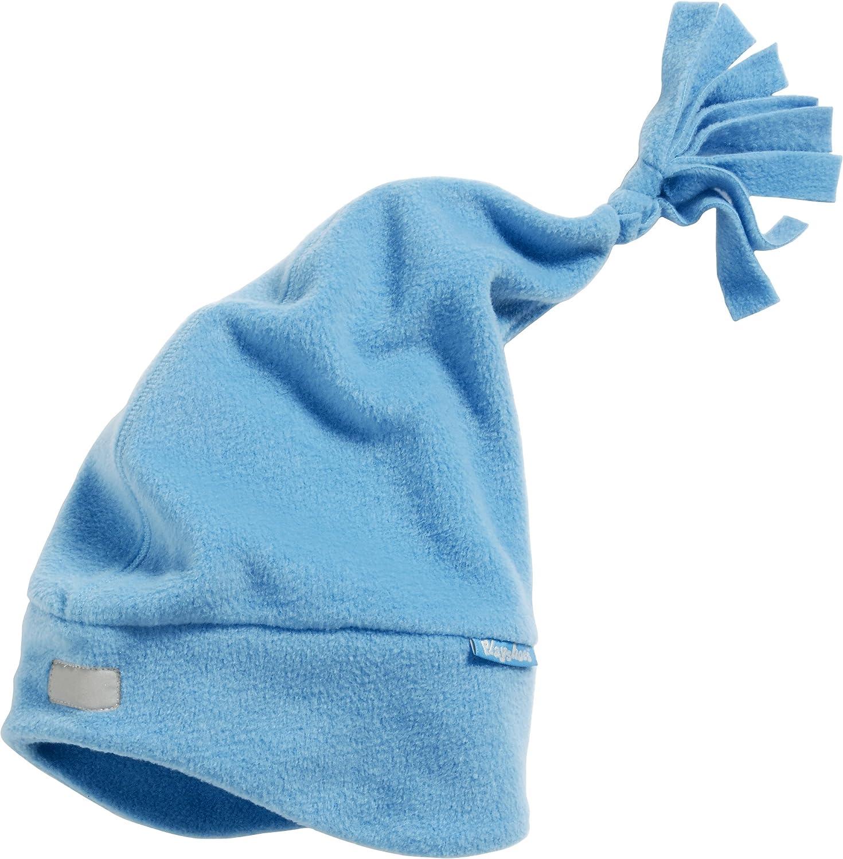Playshoes Unisex Fleece softe und atmungsaktive Schlupfm/ütze