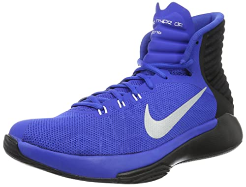59ee01f4a418 Nike Men s Prime Hype Df 2016 Blue Basketball Shoes US-11  Buy ...