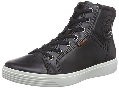 e7f027c2d666 ECCO Unisex Kids  S7 Teen Hi-Top Sneakers