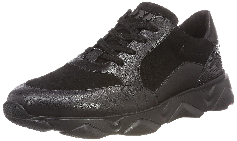 Lloyd Aden, Zapatillas para Hombre Negro (Schwarz 0)