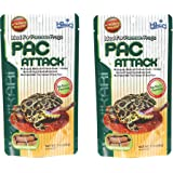 (2 Pack) Hikari Packman Frog PAC Attack Food - 1.41 Ounce each