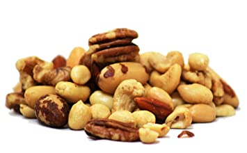 Gourmet Raw Mixed Nuts by Its Delish, 10 lbs