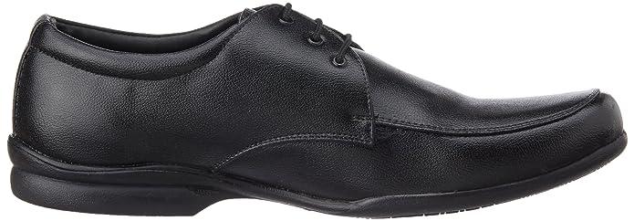 Buy BATA Men's Q 3 Black Formal Shoes