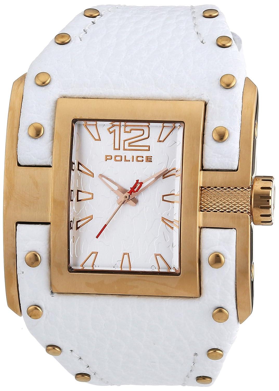 Police Reloj con Correa de Piel R1451132003