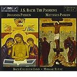 Bach: The Passions (St John Passion; Matthew Passion) /Suzuki [BOX SET]