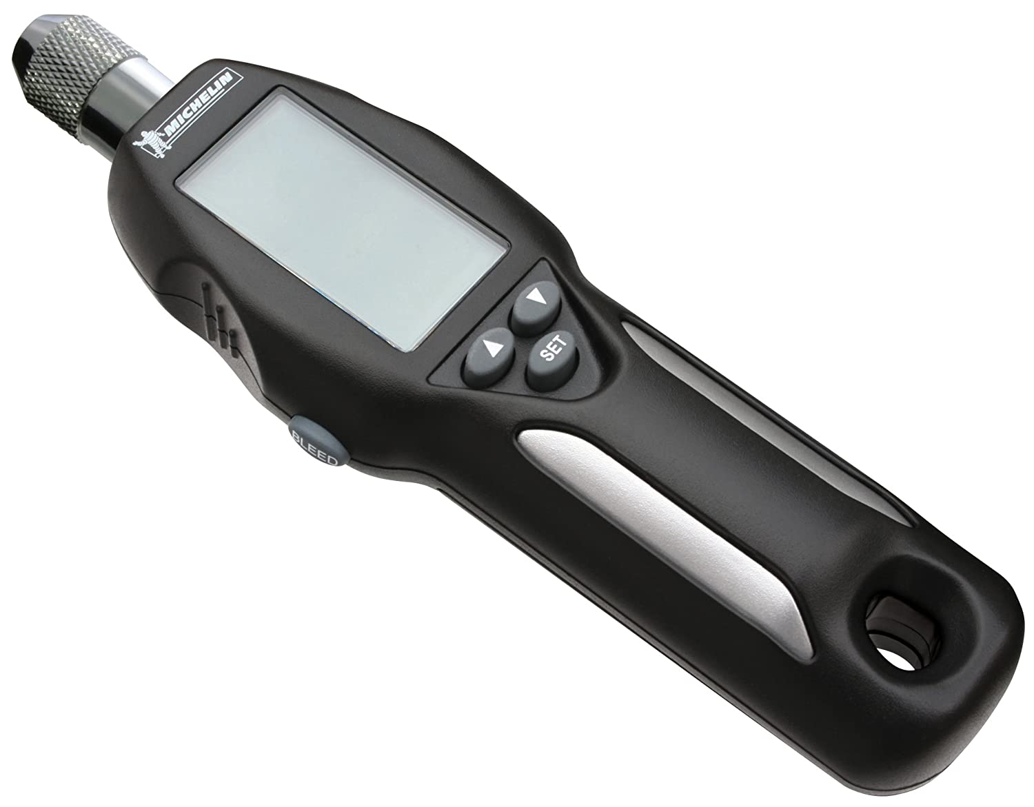Measurement Limited Michelin MN-4535B Digital Programmable Tire Gauge with Bleed Valve