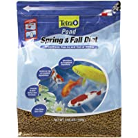 Tetra Pond Spring & Fall Diet Floating Pond Sticks Fish Food