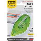 Scotch Tape Runner Extra Strength, .31 in x 11 yd (055-ES-CFT)